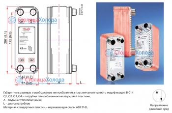 Теплообменник h модель Паяный теплообменник HYDAC HEX S522-160 Невинномысск